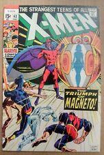 Uncanny X-Men #63  FINE 1969