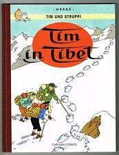 Tim und Struppi Farbfaksimile Nr. 19: Tim in Tibet - Carlsen - Zustand 0-