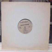 """[EDM]~VG+ 12""""~CHRISTOPHER~G-Spot~[Fore Play~Video ~Instru~Deeper ~Dub]~1993"""