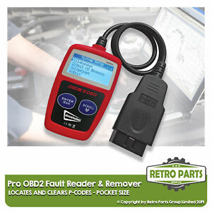 Pro OBD2 Code Reader for VW. Diagnostic Scanner Engine Light Clear