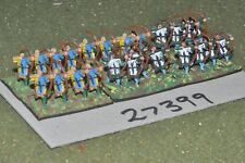 15mm medieval / english - archers 24 figures - inf (27399)