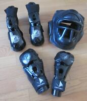 Century Martial Arts Protective Kit Headgear/Gloves & Shin Guards