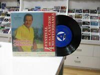 """Ramon Calduch 7 """" EP Single Spanisch Die Stadtmauer Von Berlin + 3. 1962"""
