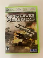 Chrome Hounds Xbox 360 Used Game Xbox Live A11