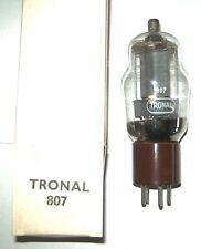807 electronic tube Tronal