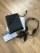 New Plantronics USB Headset with case