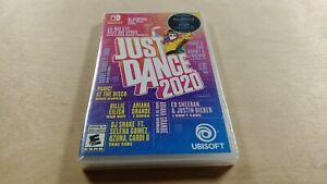 Just Dance 2020 (Nintendo Switch) Brand New Sealed