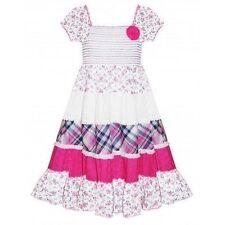 Robes pour fille de 2 à 16 ans en 100% coton 11 - 12 ans