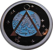 Stargate SG-1 Project Earth Logo Symbol Enamel Metal Pin