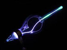 Tesla alta frecuencia electrodo Xenon 1 polos para heilapparate Violet Ray