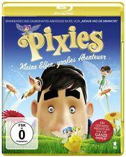 Pixies - Kleine Elfen, großes Abenteuer Blu-ray Neu!