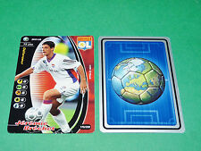 FOOTBALL CARD WIZARDS 2001-2002 JEREMIE BRECHET OLYMPIQUE LYON OL PANINI