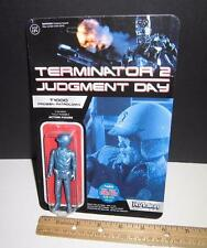 Funko Super 7 Reaction- Terminator 2 T1000 Frozen Patrolman NY Comic Con Sideway