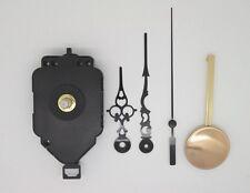 mécanisme horloge quartz à balancier- aiguilles 6.8/9.8cm avec balancier laiton