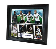 Tottenham Hotspurs Signed photo Memorabilia Kane - Lloris - Alli - Eriksen