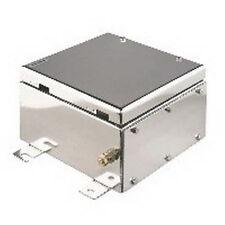 Weidmüller Interface carcasa de acero inoxidable Next 38/26/16 0gp SS 9523460000