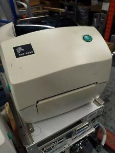 Zebra LP 3842 Thermal USB Label Printer