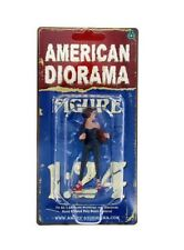 "50's LADY WOMAN FEMALE FIGURE II AMERICAN DIORAMA 1:24 GIRL  3"" Figure"