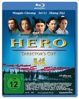 Hero (Director's Cut)[Blu-ray](NEU/OVP) Martial-Arts-Film über Liebe, Eifersucht