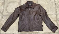 Wested Leather James Bond Skyfall Leather Jacket, Size -Medium