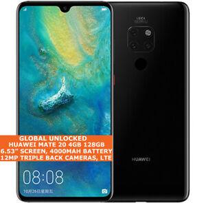 """HUAWEI MATE 20 HMA-L09/L29 4gb 128gb Octa-Core 6.53"""" Fingerprint Android 9.0 4g"""