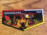 CIRCLE TEN COUNCIL MIKANAKAWA 101