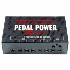Voodoo Lab Pedal Power 2 Plus Isolated Power Supply for Guitar Effect Pedals NEW