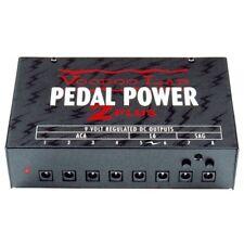 Voodoo Lab Pedal Power 2 Isolated avec alimentation pour Guitare Effet Pédales Nouveau