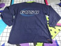 vtg 90s GVSU university college spell out sweatshirt sweater jumper