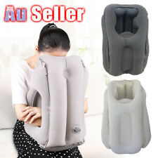 Comfortable Inflatable Cushion Air Travel Pillow Neck flight Support Nap