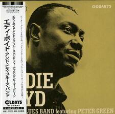 EDDIE BOYD AND HIS BLUES BAND-FEAT PETER GREEN-JAPAN MINI LP CD BONUS TRACK C94