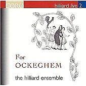 For Ockeghem (2007)