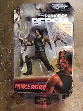 Prince Of Persia , Prince  Dastan 6 inch figure. Mcfarlan toys.