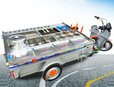 New Electric Tricycle Concession Stand Trailer Mobile Kitchen Free Sea Shipping