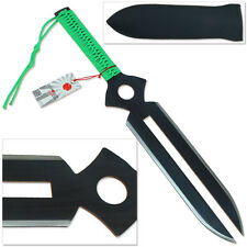 Darker than Black Anime Dagger Hei BK-201 Black Reaper Contractor Replica Sword