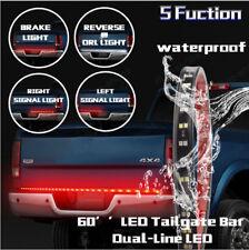 "60"" Truck Tailgate LED Light Bar Strip For Ford F-150 F250 F350 HD Pickup #1"