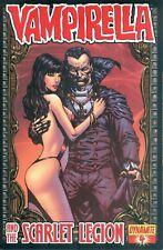 Vampirella And The Scarlet Legion #4 Desjardins Variant B - Dynamite NM/M 2011