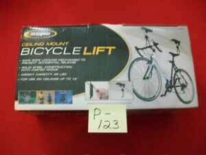 BRAND NEW CARGOLOC CEILING MOUNT BICYCLE LIFT #32515 MAKE ROOM IN YOUR GARAGE+++