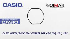 CASIO JUNTA/ BACK SEAL RUBBER, PARA MODELOS. AQF-100, AQF-101, AQF-102