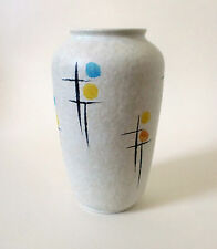 50s Vase BAY Keramik german mid mod pottery céramique annees 50 Bodo Mans