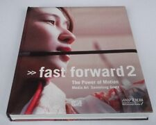 Ingvild Geotz, ed.: FAST FORWARD 2: MEDIA ART GOETZ COLLECTION 1st Edition Hardc
