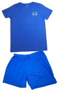 Natural Man Men's Cotton Shorts Pyjama Set Nightsuit Sleepwear Lounge wear 61081
