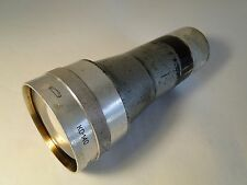 "Rare КО-140 1:2,2 F=140 мм lens for 35mm film MOVIE PROJECTOR  ""Petzval"""