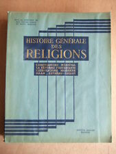GORCE : HISTOIRE GENERALE DES RELIGIONS T. IV CHRISTIANISME MEDIEVAL, ISLAM