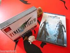 """- FINAL FANTASY VII - complet & DVD """" éditiOn spéciale 2 DVD """" ADVENT CHILDREN """""""