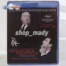 Hitchcock Truffaut - Dirigida por Kent Jones - Blu-ray Multiregión