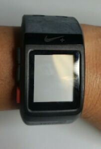 Men's TomTom Nike+ SportWatch -  Black& Red GPS Watch WM0097 No Charger
