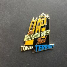 WDW Hollywood Tower of Terror - Disney Pin 340