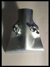 Antenna Pole Metal Mounting Bracket w/ 29mm U Bolt & Wing Nuts