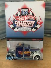 HOT WHEELS 2012 12TH ANNUAL COLLECTORS NATIONAL CONVOY CUSTOM 1468/2400
